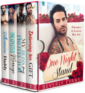 One Night Stand: Enemies to Lovers Box Set