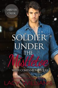 Soldier Under the Mistletoe