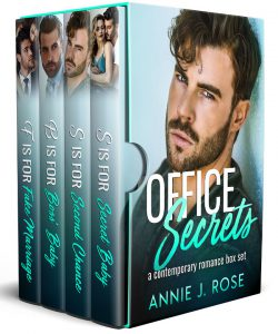 Office Secrets Boxed Set