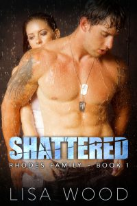 Shattered: Rhodes Family Book 1