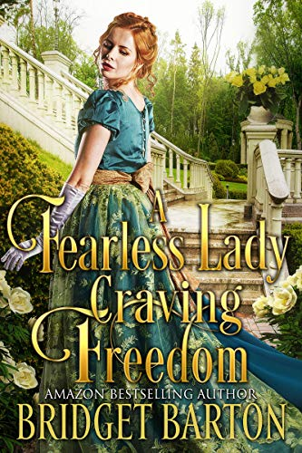 A Fearless Lady Craving Freedom