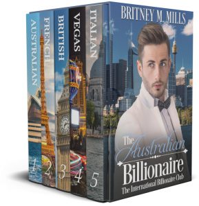 The International Billionaire Club Boxset