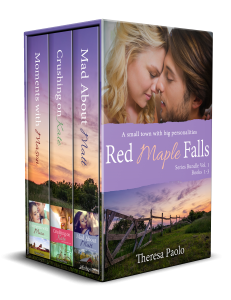 Red Maple Falls Series Bundle: Books 1-3