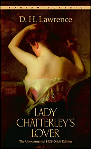 """""""Lady Chatterley's Lover"""" by D. H. Lawrence"""
