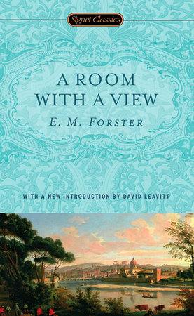 """""""A Room with a View"""" by E.M. Forster"""