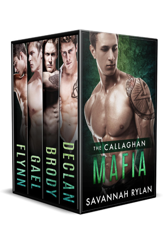 The Callaghan Mafia Boxed Set