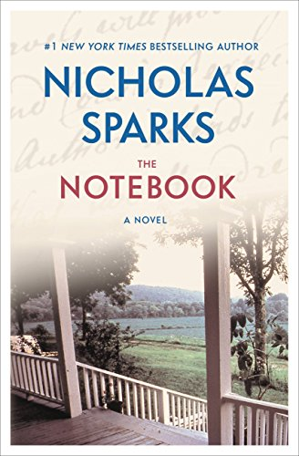 "Best Contemporary Romance — ""The Notebook"" by Nicholas Sparks"