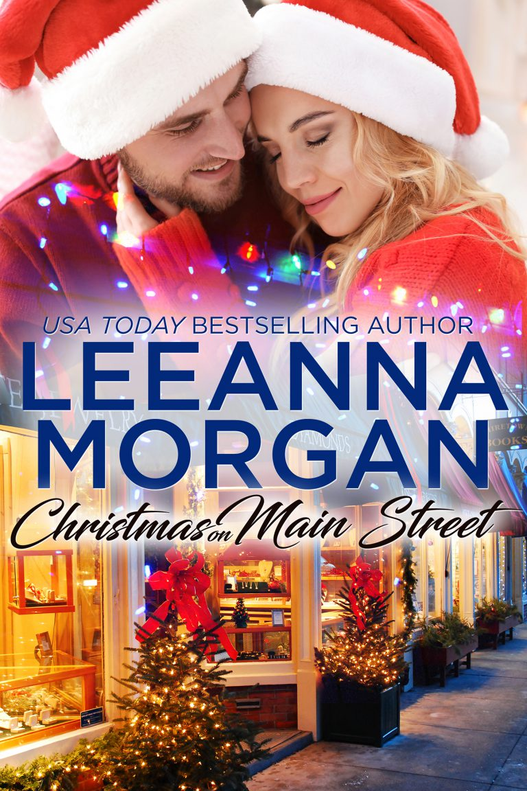 Christmas On Main Street: A Sweet Small Town Romance