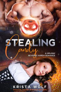 Stealing Candy - A Holiday Reverse Harem Romance