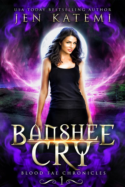 Banshee Cry (The Blood Fae Chronicles)
