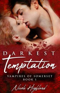 Darkest Temptation (Vampires of Somerset, 1)