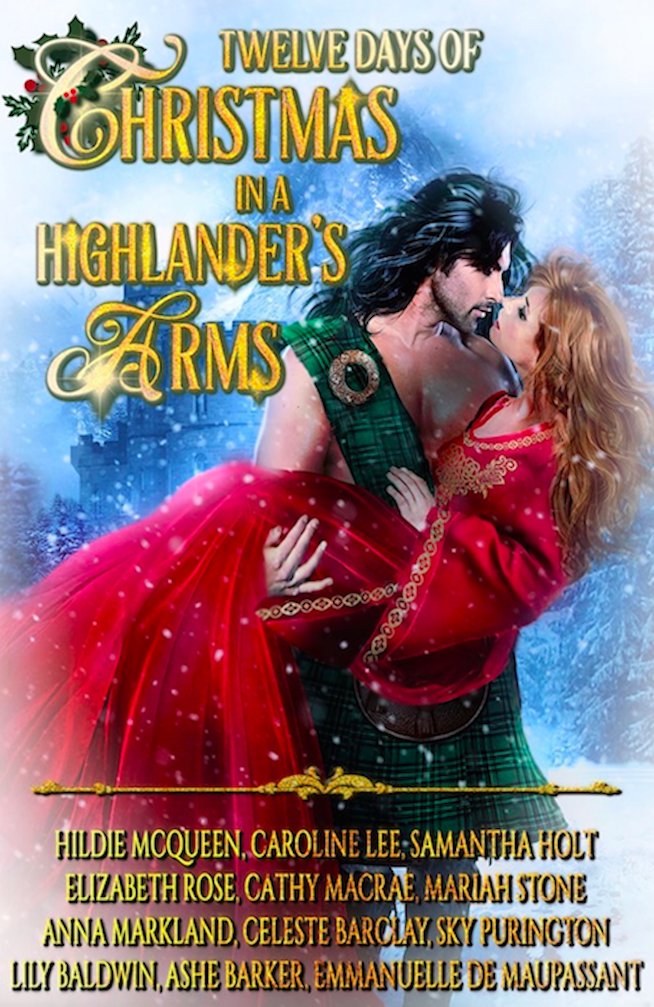Twelve Days of Christmas in a Highlander's Arms