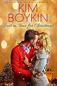 Just in Time for Christmas (Lowcountry Lovers Series Book 4)