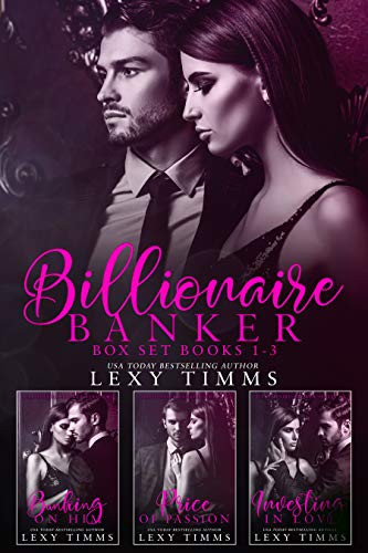 Billionaire Banker Box Set Books #1-3