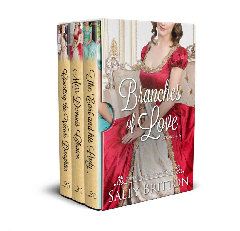 Branches of Love Boxed Set