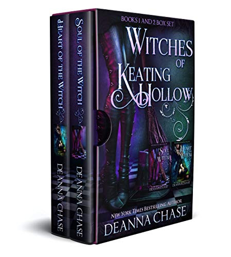 Witches of Keating Hollow Boxed Set